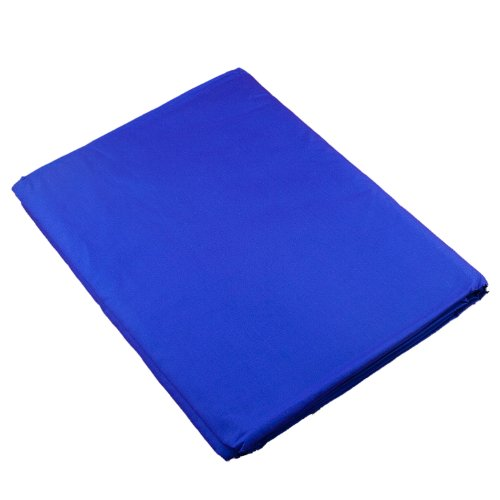 PhotoSEL BK11CU Chroma Key Blue Screen 100% Muslin 