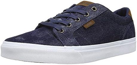 Vans M Bishop, Baskets mode homme - Bleu (Denim Blue/Da), 38.5 EU (6.5 US)