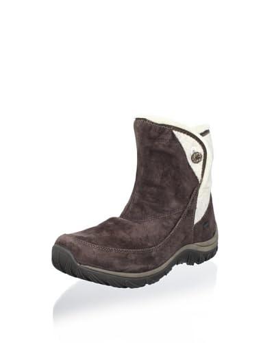 Patagonia Women's Attlee Snap Waterproof Boot  - Espresso