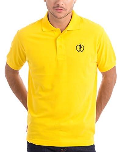 POLO CLUB Poloshirt Original Small Player gelb