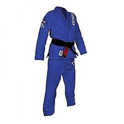 Raven Fightwear Classic BJJ GI - Blue