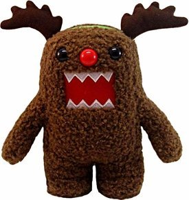 Licensed 2 Play Domo Reindeer Plush, Small image