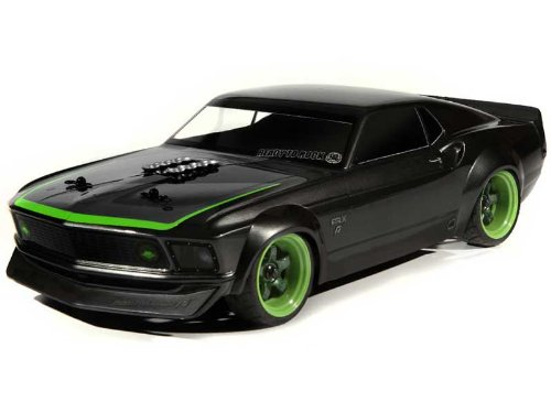 Hpi Racing 109299 Sprint 2 Sport Rtr With 1969 Mustang Rtr-X Body