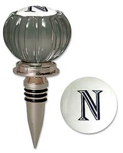 """Winestopper Door Knob Inital Monogram """"N"""""""