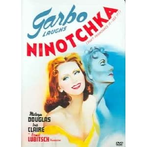 Ninotchka cover