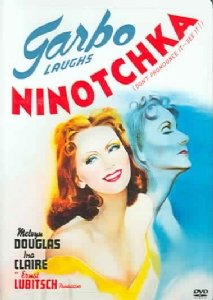 Cover art for  Ninotchka