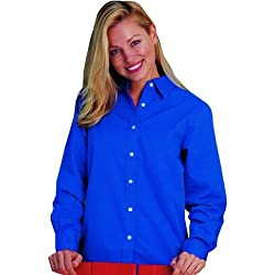 Bill Blass Ladies' Wrinkle-free Long Sleeve Shirt w/Pocket