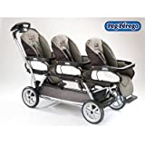 Triple Strollers - baby strollers from strollersshop.com
