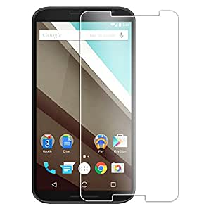 DRaX™ 2.5D HD Tempered Glass Screen Protector for Google Nexus 6