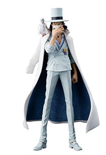 Banpresto - Figurine One Piece - Rob Lucci Creator x Creator 20cm - 3296580253395