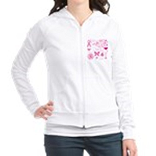 Royal Lion Jr. Hoodie Cancer Cure Awareness Love Support - Large