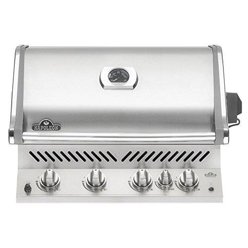 Napoleon Prestige Pro BIPRO500RB Built-In Gas Grill