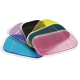Best Offer Car Dashboard Sticky Pad Magic Anti-Slip Non-slip PAD MAGIC MOUNTING PAD(2 pack Random color)