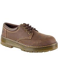 Dr. Martens R16800201 Mens Bolt ST 4 Eye Shoe