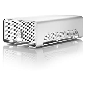 G-Technology G-RAID 2 TB Dual External Hard Drive