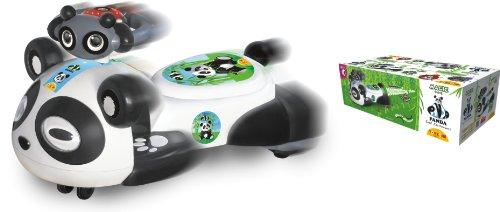 TOYZONE Panda Free Wheel Magic Car