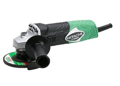 Hitachi G12SR3 4-1/2-Inch Angle Grinder