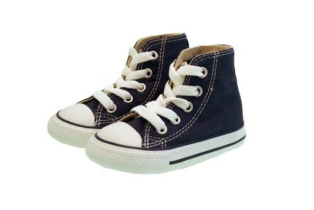 Converse Infant/Toddler Chuck Taylor AS Core Hi Lace-Up