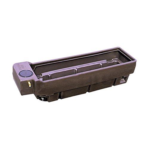 pascolo abbeveratoio PREBAC, 200 l, rettangolare, 1600 x 460 x 440 mm senza valvola a galleggiante - 352001