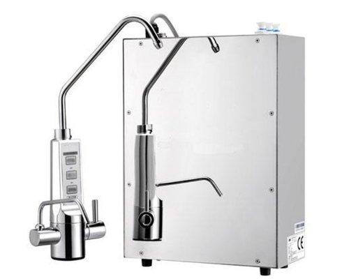 ICEBERGBIO - iceb-103 - Ioniseur d'eau anti-oxydant sous évier IONPRO ULTRA - Système d' eau ionisee alcaline hautes performances avec robinet