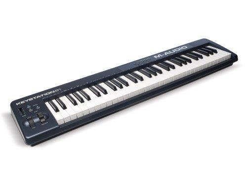 M-AUDIO エムオーディオ Keystation 61 61鍵MIDIキーボード MA-CON-023