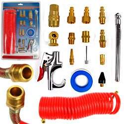 16 pc Pneumatic Accessory Kit. Product Category: Hardware > Miscellaneous
