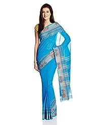 IndusDiva Madurai Pure Cotton Handloom Saree