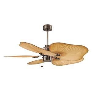 Ellington Tah52cb5 Tahiti 52 Inch 5 Blade Ceiling Fan