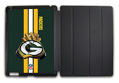 NFL Green Bay Packers APPLE IPAD 2/3/4 Case(fit for:A1395/A1396/A1397/A1416/A1430/A1403/A1458/A1459/A1460) V152305 from cellks