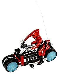 Sonic Radio Control Drift Motorcycle, Red