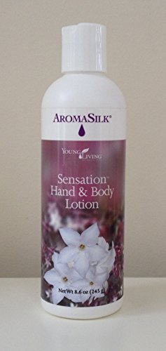 Sensation Hand & Body Lotion 8.6 oz. .7 lb by Young Living Essential Oils
