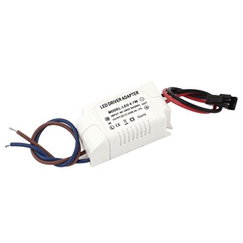 Ac 90-265V To Dc 12-24V 4-7W Led Light Power Supply Driver Adapter