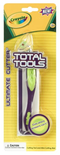 Crayola Total Tools Ultimate Cutter