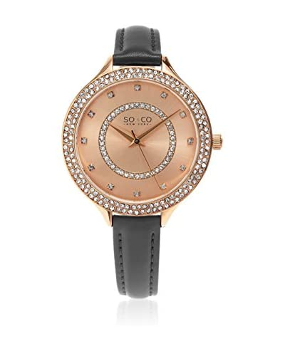 So&Co New York Quarzuhr Woman 38 mm