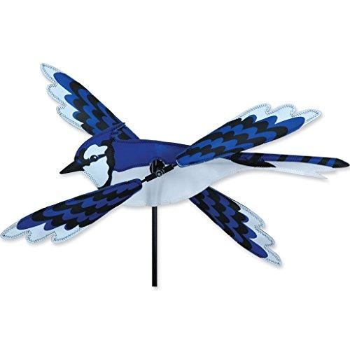 Blue Jay Whirligig Spinner