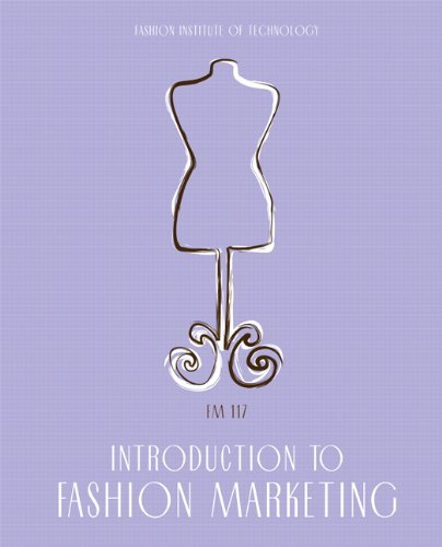 Introduction to Fashion Marketing