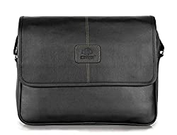 The Clownfish 13 inch / 14 inch Laptop and Tablet Bag - Macbook Pro, Macbook Air Laptop Bags (Black)