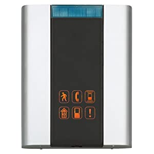 Honeywell RCWL330A1000/N P4-Premium Portable Wireless Door Chime and Push Button