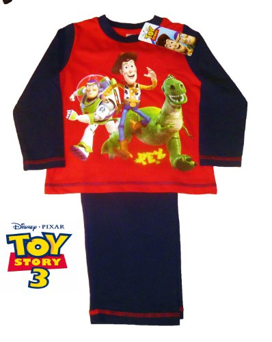 Disney Toy Story Pyjamas 2-3 Years Red