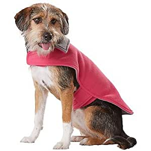 Petco pink gray reversible cozy coat for Does petco sell fish