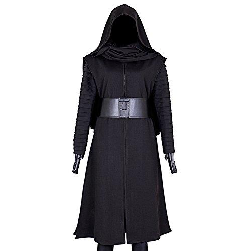 CG Costume Men's Star Wars Kylo Ren Cosplay Costume Medium