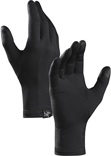Arc'teryx Phase Glove - Black Small (Phase Liner Glove compare prices)