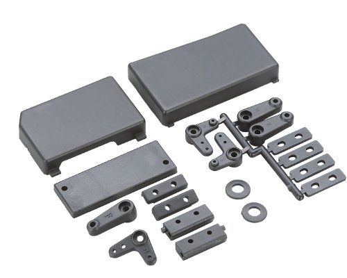 Kyosho Corporation Battery Cover Set (Dbx/Dst/Drt/Drx)