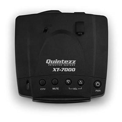 Radarwarner Laserwarner Quintezz XT-7000 Radarfalle