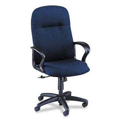 High Executive Chair On Hon Gamut Series Executive High Back Swivel Tilt  Chair Navy Blue