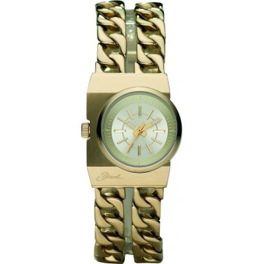 Diesel DZ5248 Ladies Gold Plated Analogue Watch