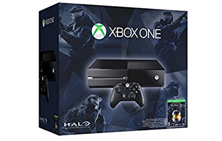 Xbox One Halo: The Master Chief Collection 500GB Bundle