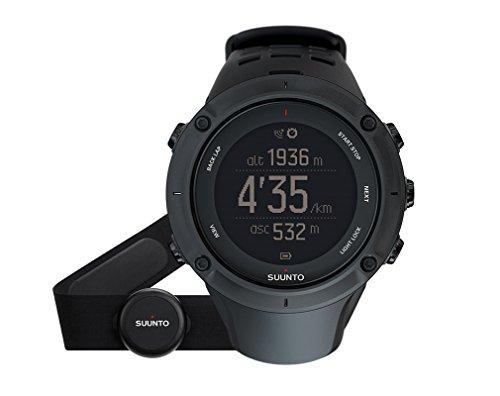 Suunto Ambit3 Peak GPS Multisport Watch (Black)