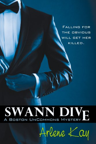 Swann Dive (The Boston Uncommons Mysteries Book 1)