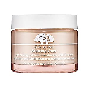 """Origins Starting Overâ""""¢ Age-Erasing Oil-Free Moisturizer with Mimosa 1.7 oz from Skincare"""